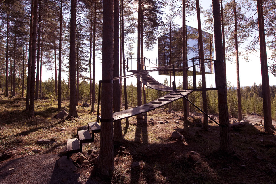 Photo source: Treehotel
